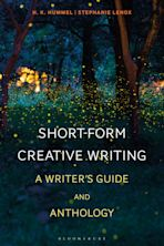 Short-Form Creative Writing cover