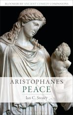 Aristophanes: Peace cover