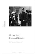 Modernism, Sex, and Gender cover