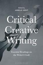 Critical Creative Writing cover