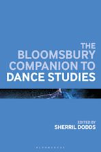 The Bloomsbury Companion to Dance Studies cover