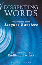 Dissenting Words cover