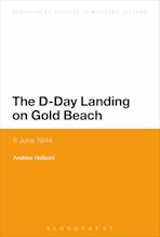 The D-Day Landing on Gold Beach cover