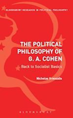 The Political Philosophy of G. A. Cohen cover