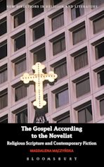The Gospel According to the Novelist cover
