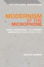 Modernism at the Microphone cover