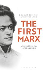 The First Marx cover