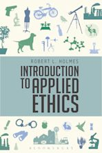 Introduction to Applied Ethics cover