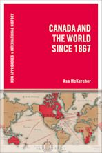 Canada and the World since 1867 cover