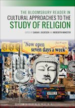 The Bloomsbury Reader in Cultural Approaches to the Study of Religion cover