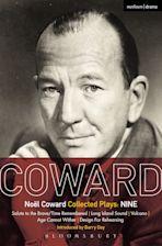Coward Plays: Nine cover