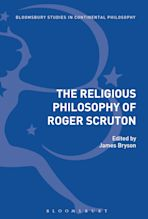 The Religious Philosophy of Roger Scruton cover