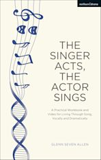 The Singer Acts, The Actor Sings cover