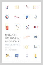 Research Methods in Linguistics cover