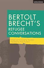 Bertolt Brecht's Refugee Conversations cover