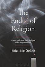 The End(s) of Religion cover