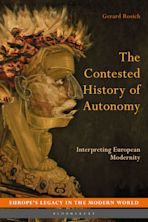 The Contested History of Autonomy cover