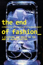 The End of Fashion cover