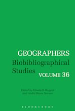 Geographers cover