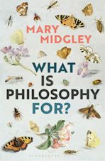 What Is Philosophy for? cover