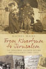 From Khartoum to Jerusalem cover