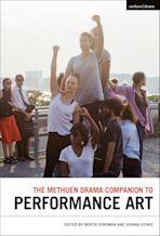 The Methuen Drama Companion to Performance Art cover