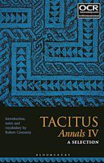 Tacitus, Annals IV: A Selection cover