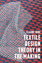 Textile Design Theory in the Making cover