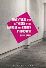 Adventures with the Theory of the Baroque and French Philosophy cover