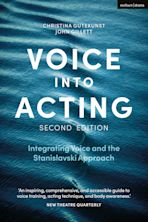 Voice into Acting cover