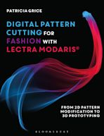 Digital Pattern Cutting For Fashion with Lectra Modaris® cover