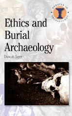 Ethics and Burial Archaeology cover