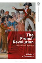 The French Revolution: A History in Documents cover