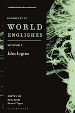 Bloomsbury World Englishes Volume 2: Ideologies cover
