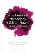 On the Feminist Philosophy of Gillian Howie cover