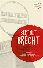 Brecht On Theatre cover