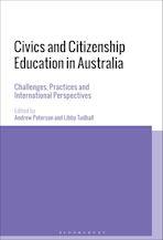 Civics and Citizenship Education in Australia cover