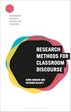 Research Methods for Classroom Discourse cover