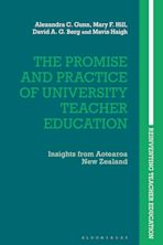 The Promise and Practice of University Teacher Education cover