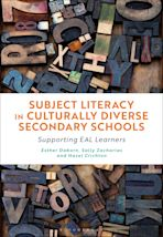 Subject Literacy in Culturally Diverse Secondary Schools cover