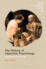 The History of Japanese Psychology cover