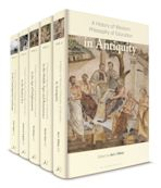 A History of Western Philosophy of Education cover