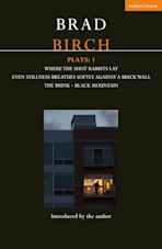 Birch Plays: 1 cover