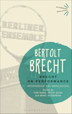 Brecht on Performance cover