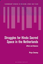 Struggles for Hindu Sacred Space in the Netherlands cover