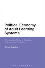 Political Economy of Adult Learning Systems cover