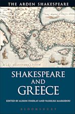 Shakespeare and Greece cover