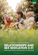 Relationships and Sex Education 3–11 cover
