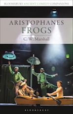 Aristophanes: Frogs cover