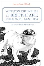 Winston Churchill in British Art, 1900 to the Present Day cover
